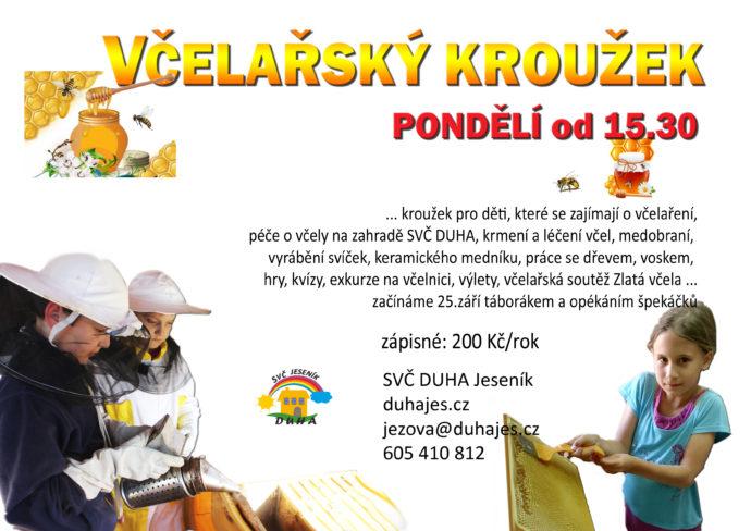 Letáček VKM 2017